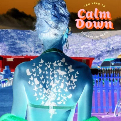 Taylor Swift – You Need To Calm Down Remix