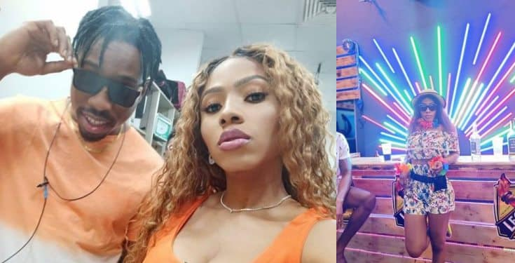 BbNaija: Mercy and Ike caught smooching and moaning in bed (video)