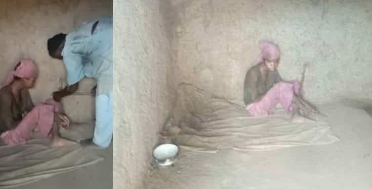 Dad chains, locks his 16-year-old daughter for two years for rejecting forced marriage (video)