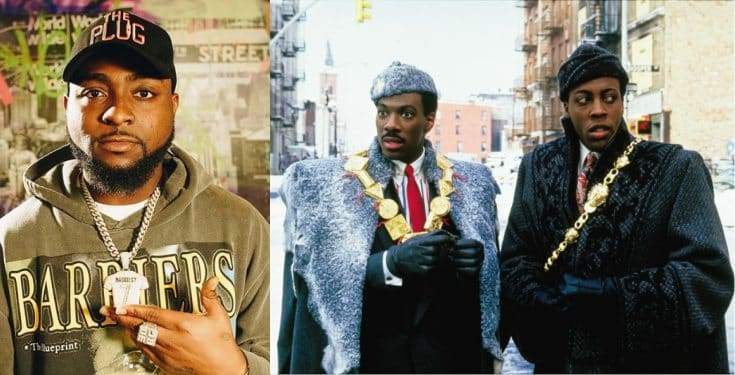 """Davido To Make Hollywood Debut In """"Coming To America 2"""""""