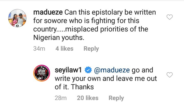 Seyi Law gets called out for writing a poem to Big Brother Naija