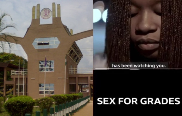 #SexForGrades: UNIBEN Professor Okwechime Emmanuel defends lecturers, says some girls want STD (Sexually Transmitted Degree) - watch video