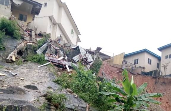 Photos: Mother and her three children killed in Magodo building collapse