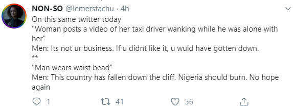 Read these arguments for and against the taxi driver who was masturbating while driving female passengers and tell which side you