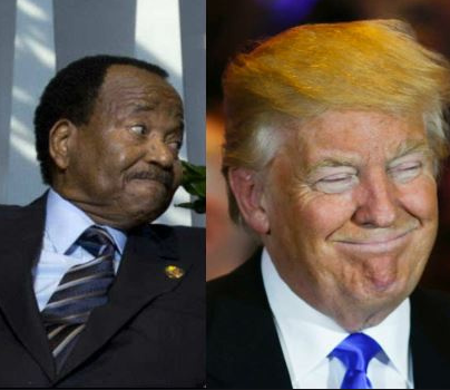 Donald?Trump sanctions President Paul Biya of Cameroon over?the country?s ?persistent gross violations of human rights?