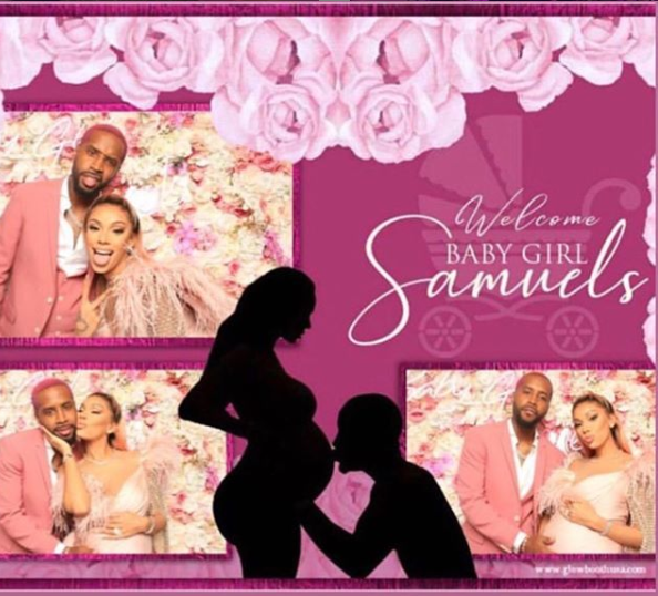 Photos from Saferee Samuels and Erica Mena