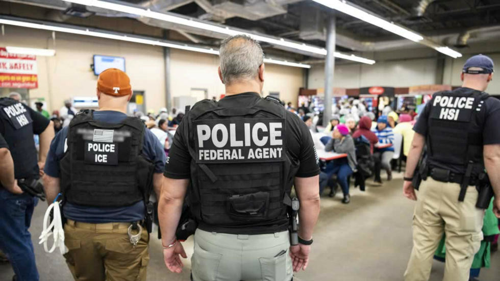 ICE arrest 250 foreign students who enrolled in a fake university set up by the Govt as part of immigration raid
